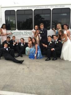 Senior Prom Transport